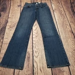 Lucky Brand Dungarees Easy Rider Womens Jeans Sz 4